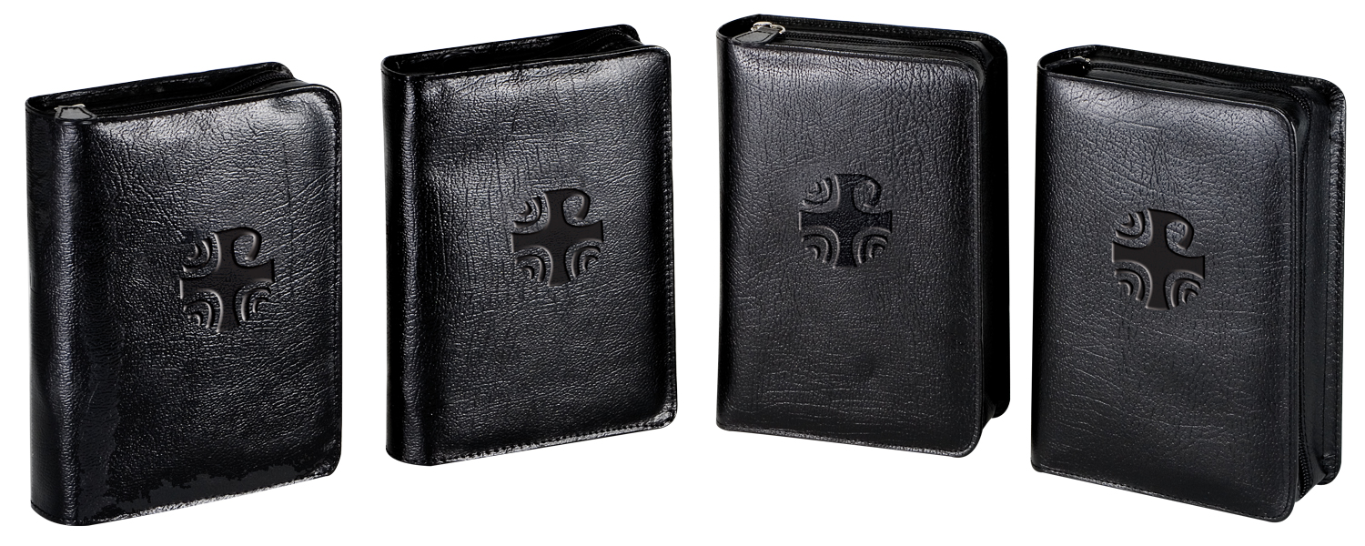 Liturgy of the Hours | Leather Cases | Black