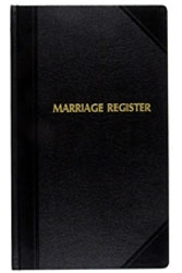 Marriage Record Book | Register | 500 entries | #21