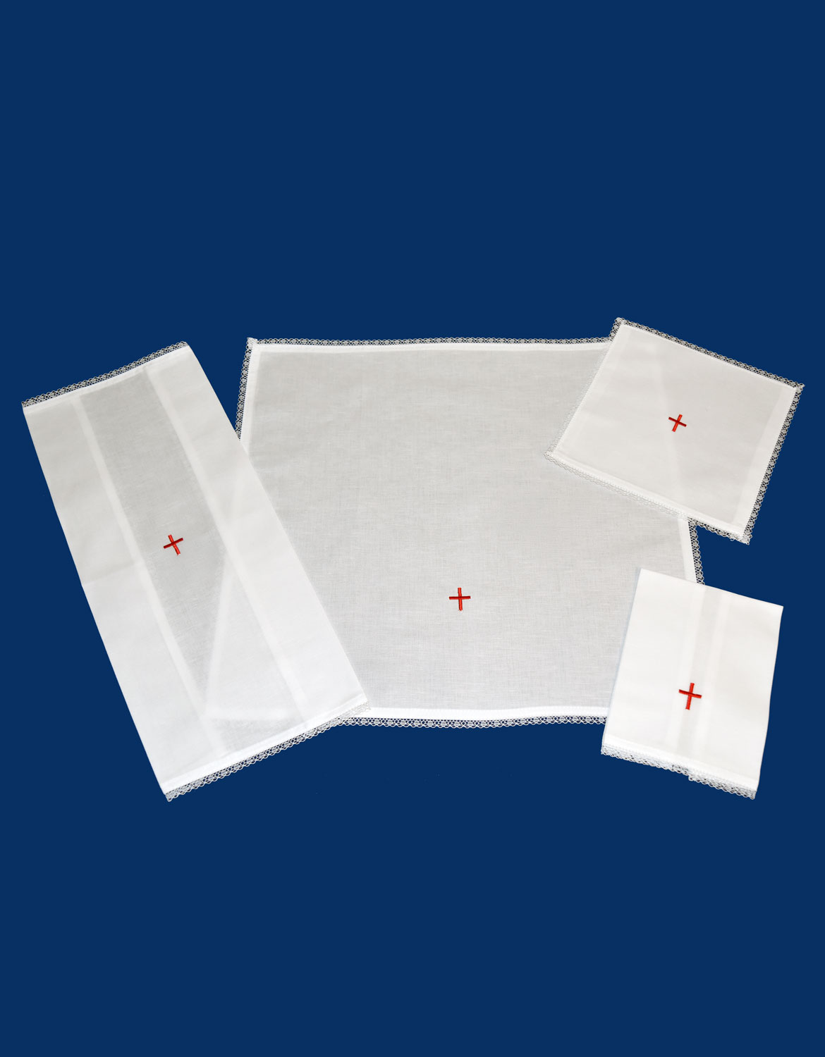 Mass Linen Set | Red Cross