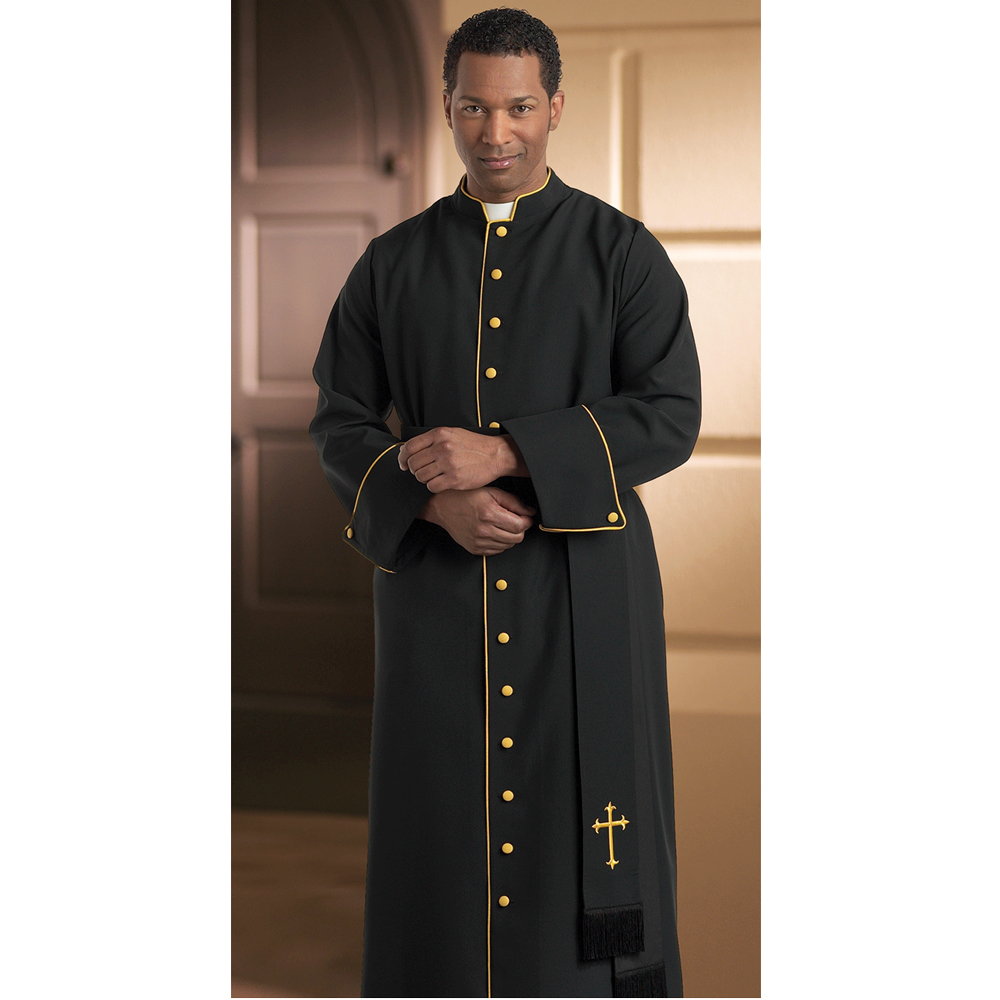 Men's Clergy Cassock | H-112