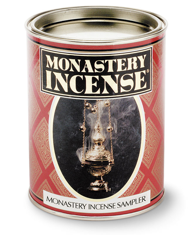 Church Incense | Sample Pack | Monastery Incense