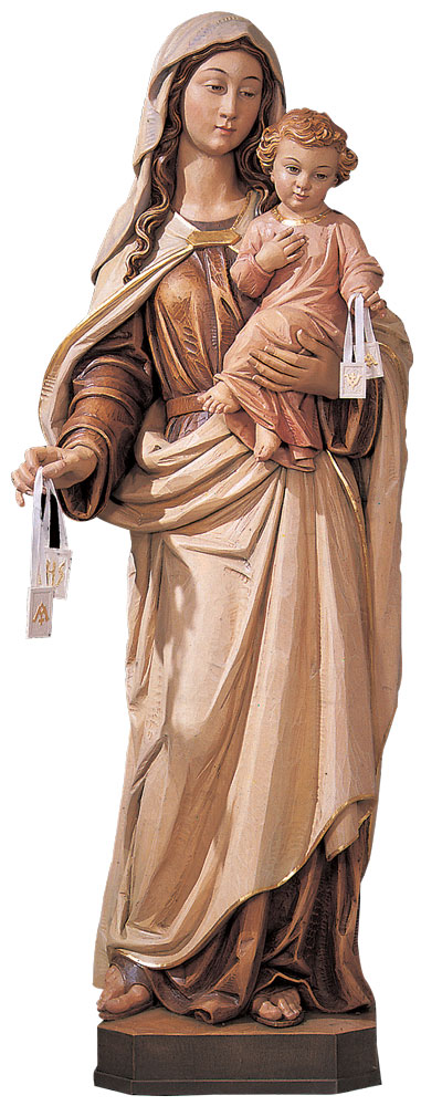 Our Lady of Mt. Carmel Statue | Demetz