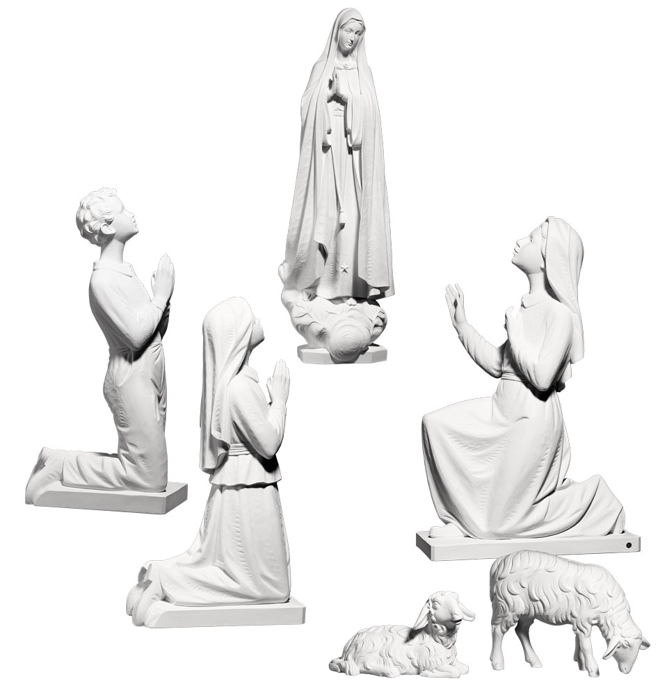 Our Lady of Fatima Statue | Demetz