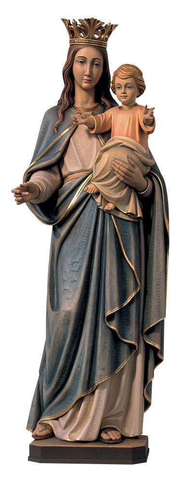Our Lady of Rosary Statue | Demetz