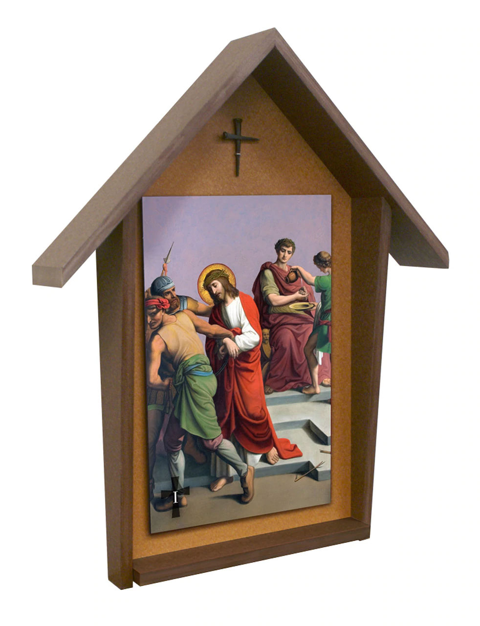 Outdoor Stations of the Cross | 10 x 11 | Set of 14 Deluxe