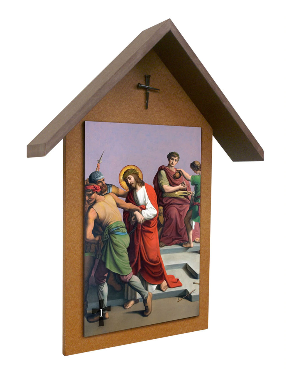 Outdoor Stations of the Cross | 10 x 15 | Set of 14