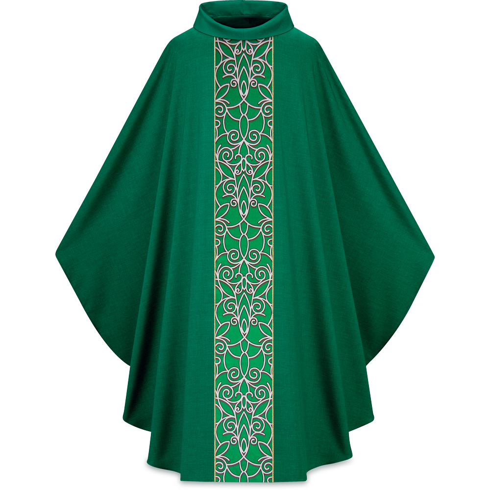 Lightweight Chasuble | 5252 | Green