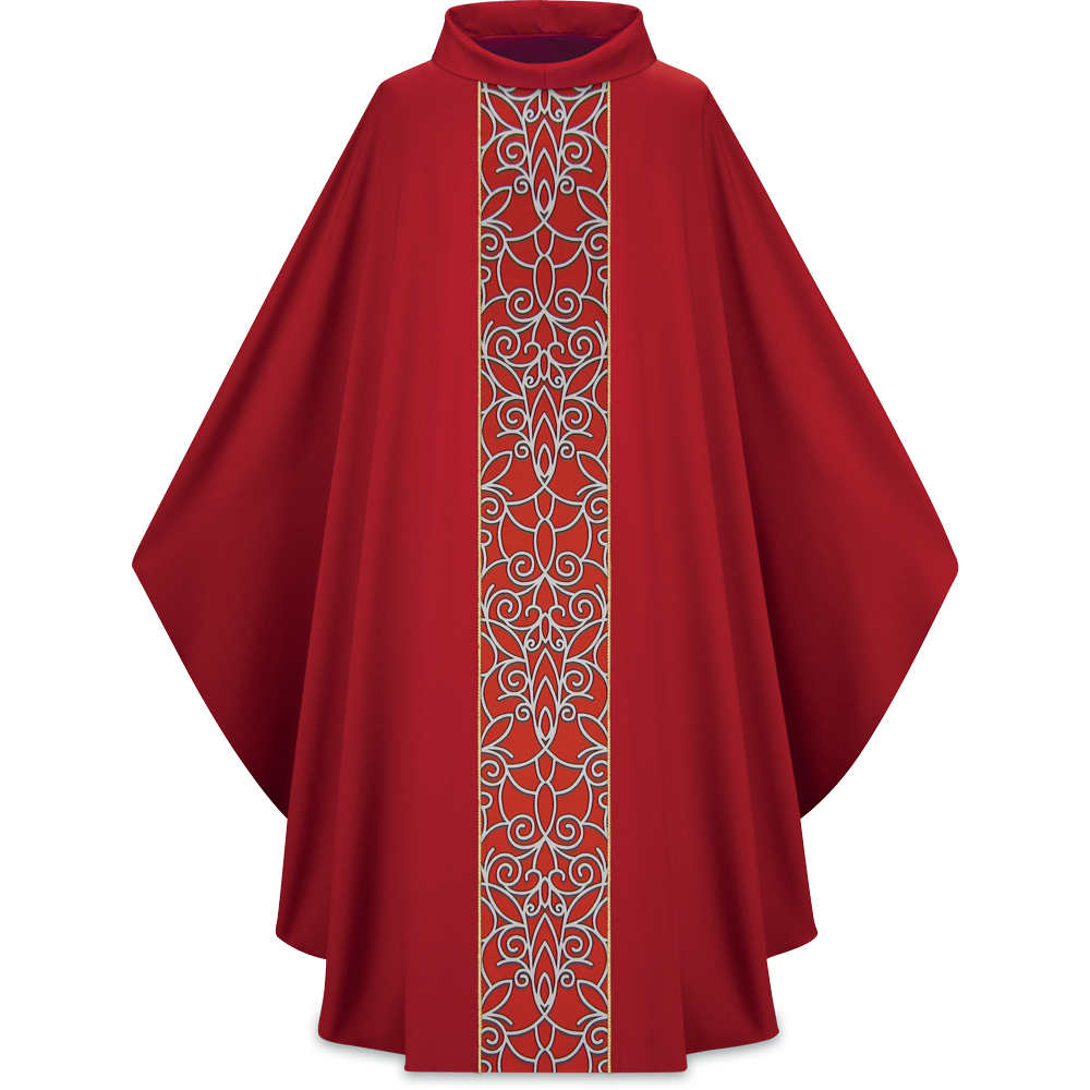 Lightweight Chasuble | 5252 | Red