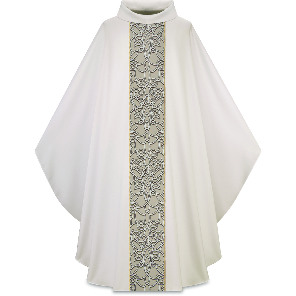Lightweight Chasuble | 5252 | White