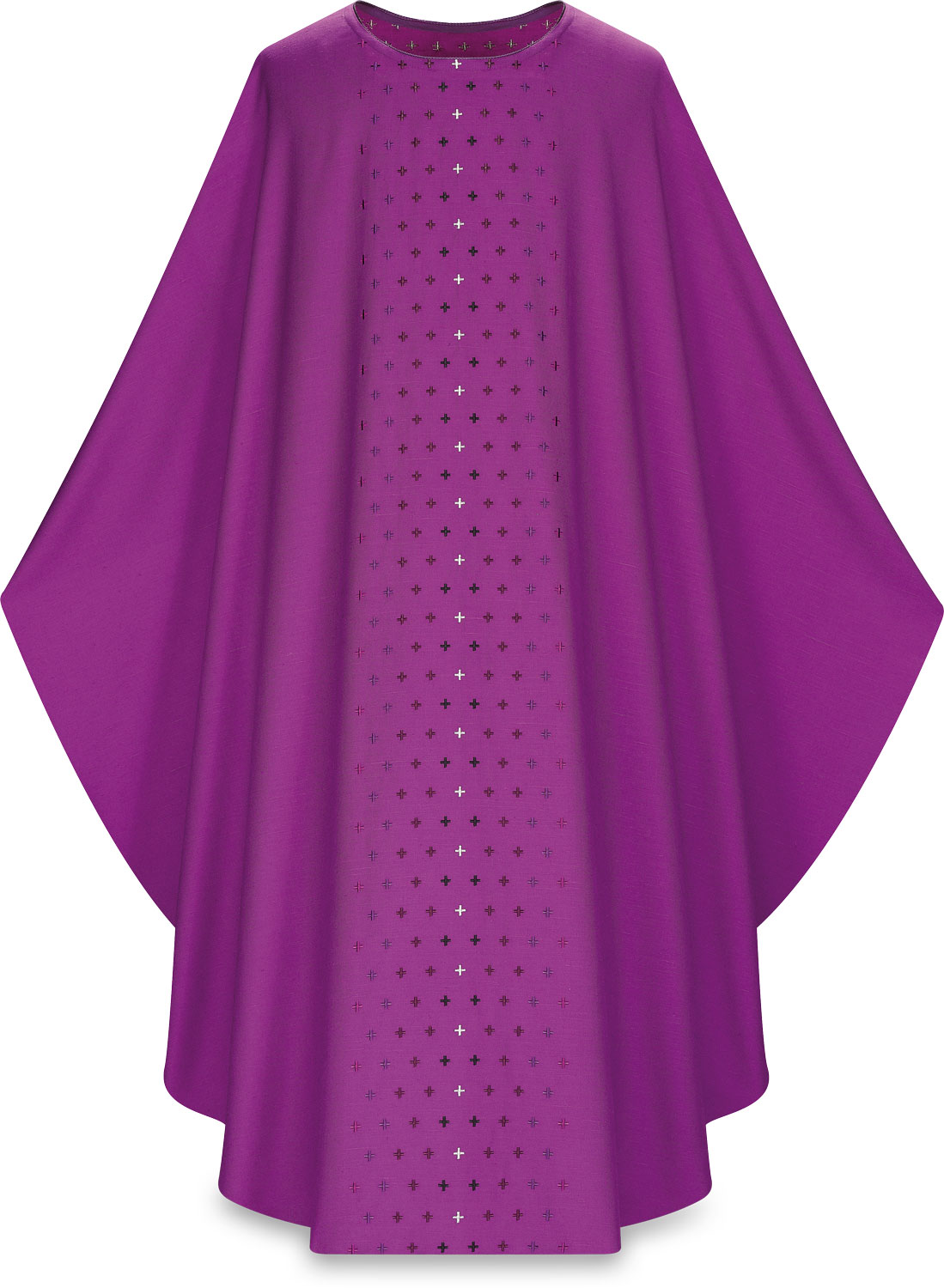Chasuble | Purple | 5225 | Slabbinck