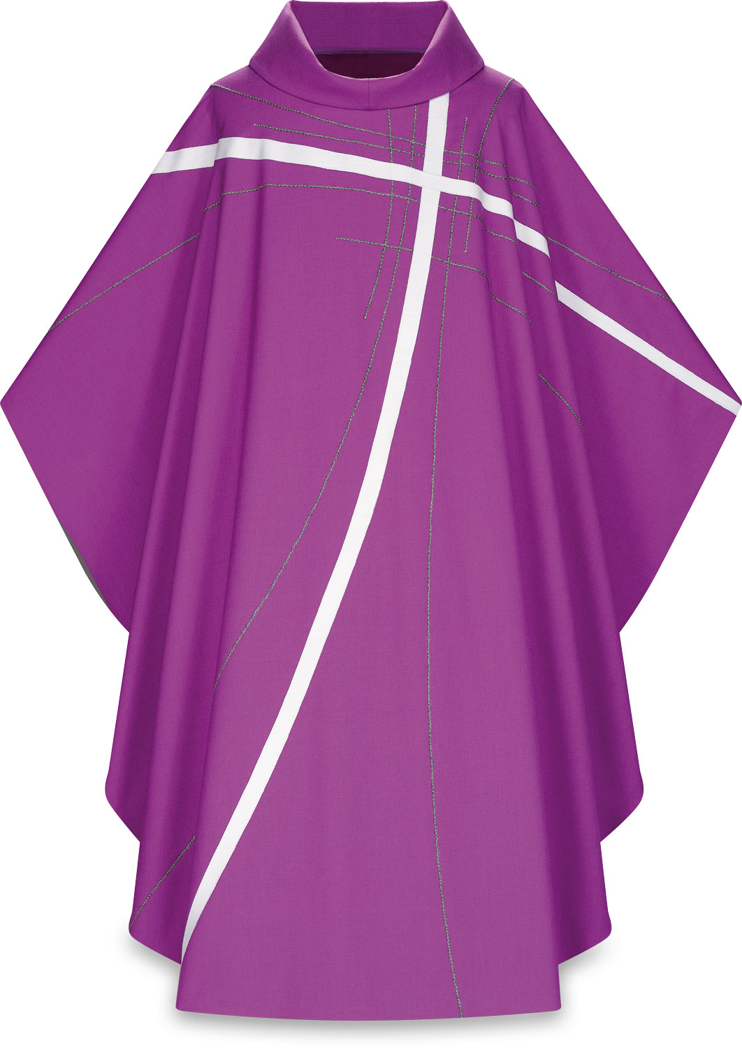 Chasuble | Purple | 5226 | Slabbinck