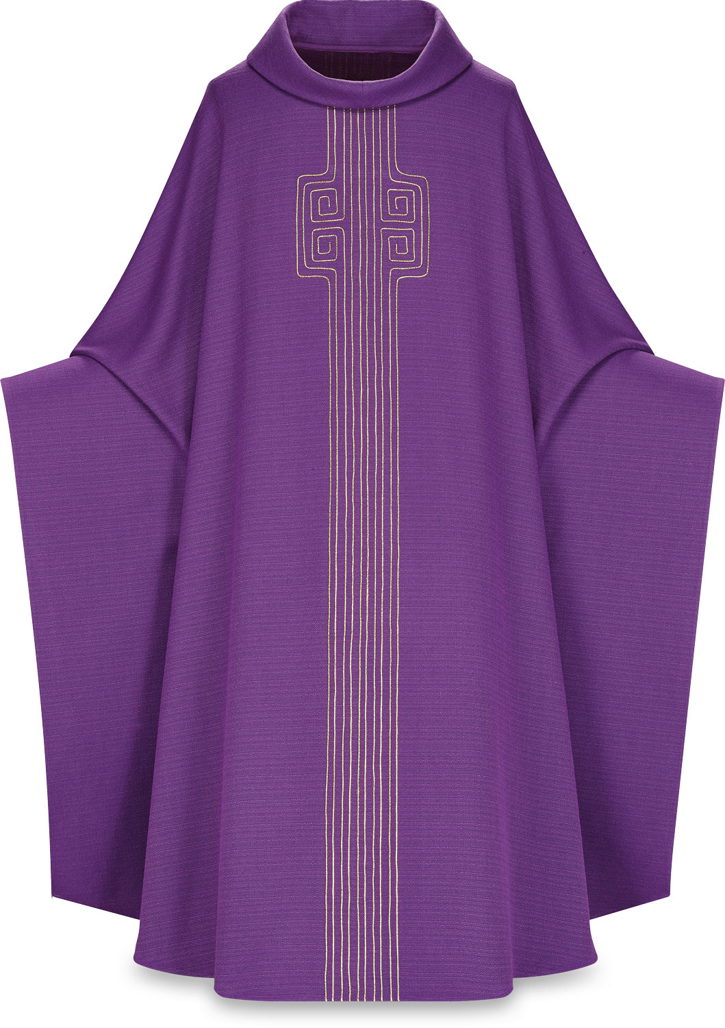 Chasuble | Purple | 5239 | Slabbinck