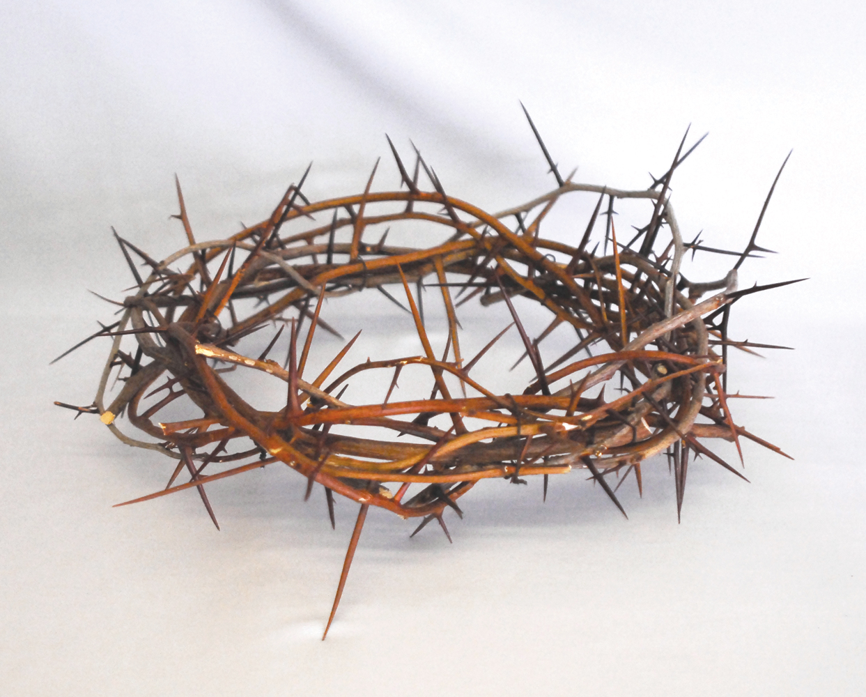 Crown of Thorns | Real Vine | Two Sizes - ChurchSupplies.com