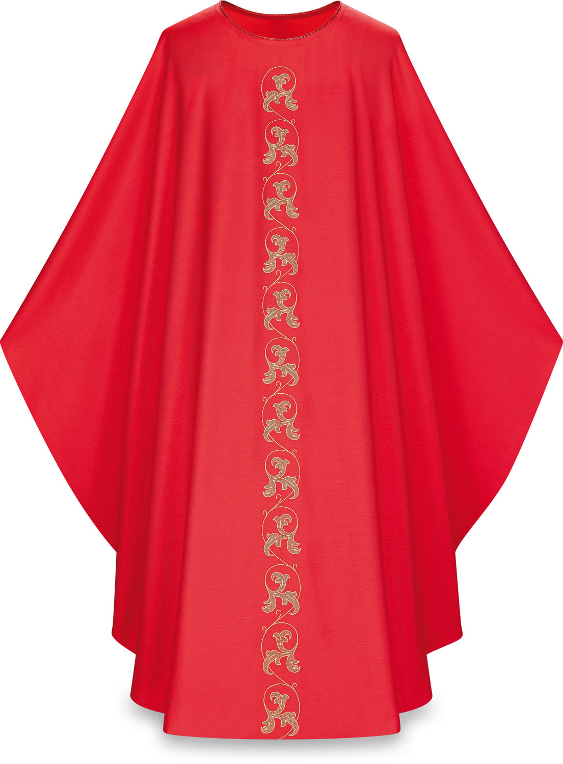 Chasuble | Red | 5224 | Slabbinck