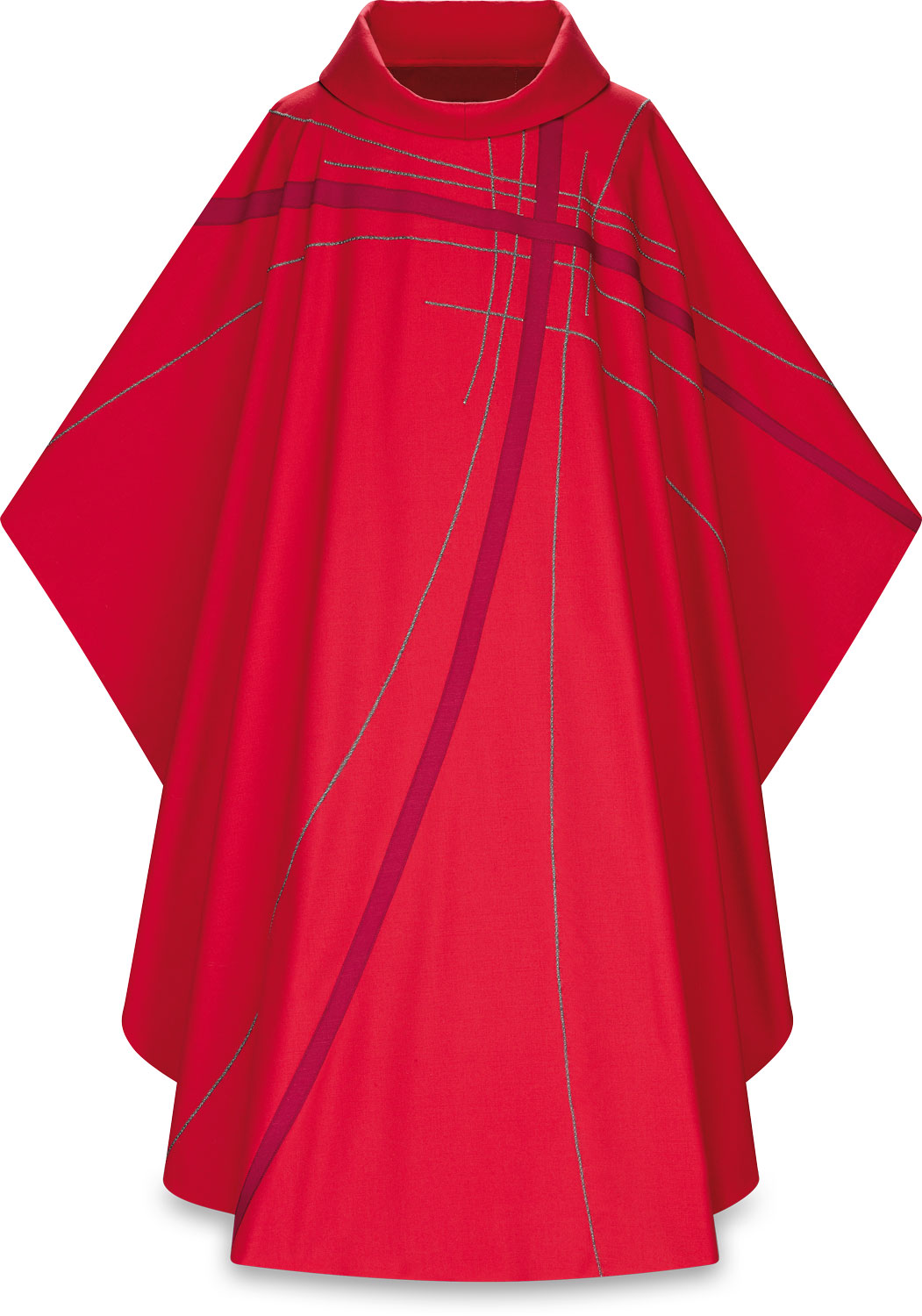 Chasuble | Red | 5226 | Slabbinck
