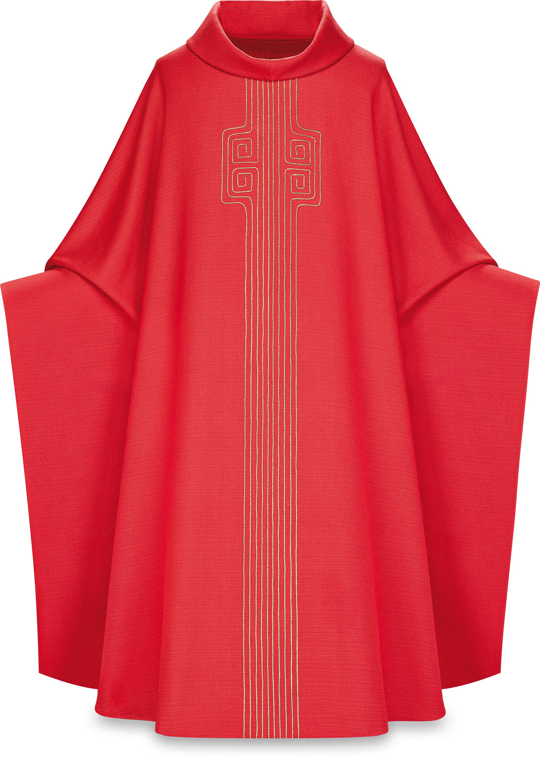 Chasuble | Red | 5239 | Slabbinck
