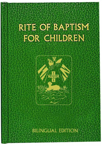 Rite of Baptism for Children | Bilingual Hardcover | 138/22
