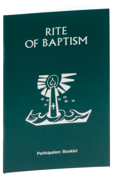 the christian rite of baptism Tention entails the desire to fulfill the purpose of baptism as per the catholic church the rite requires water and specific christians are baptized first and.