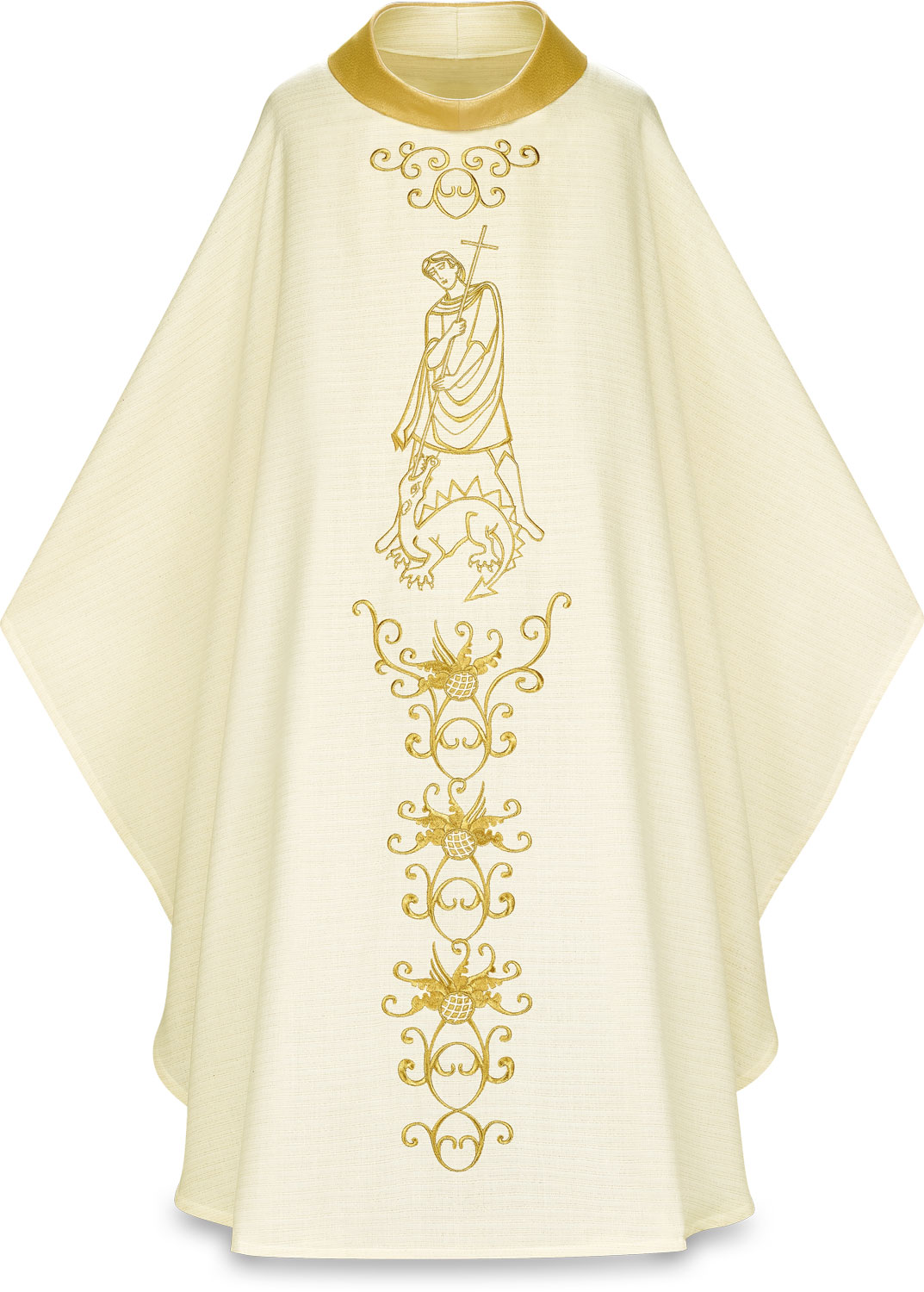 Chasuble | Saint George | 5232 | Slabbinck