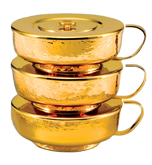 Stacking Ciboria | Gold Plated | 4210