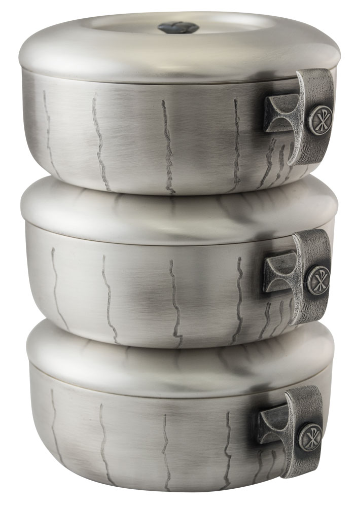 Stacking Ciboria | Silver Plated | 448S
