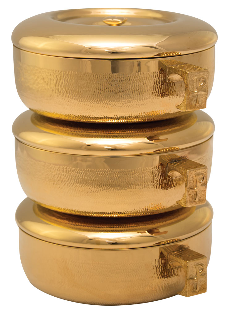Stacking Ciboria | Gold Plated | 451G