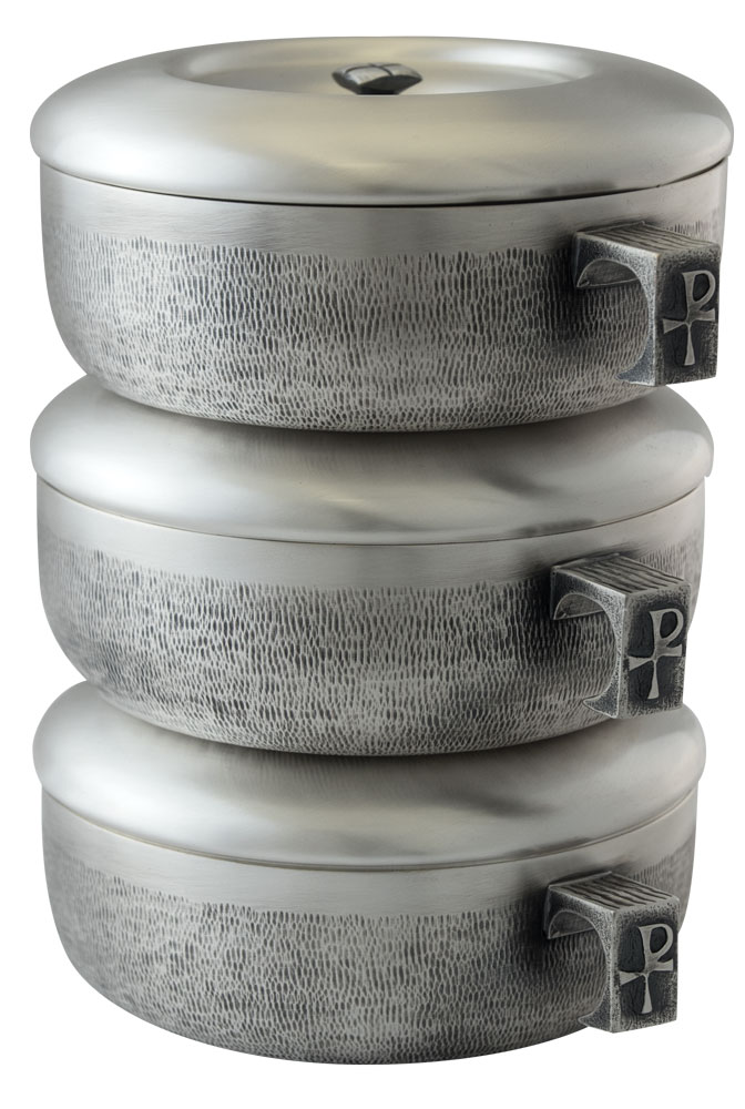 Stacking Ciboria | Silver Plated | 451S