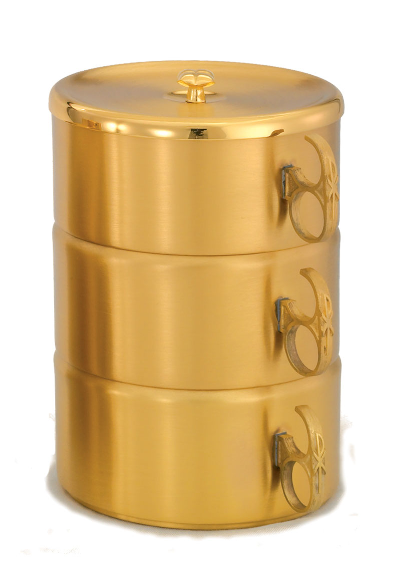 Stacking Ciboria | Gold Plated | 456G