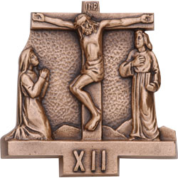 Stations of the Cross - Bronze