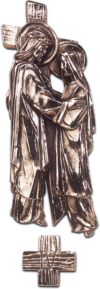 Stations of the Cross | Set of 14 | Silver