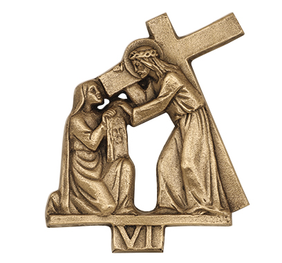 Stations of the Cross | Solid Bronze | Set of 14