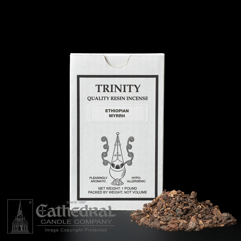 Church Incense | Myrrh | Trinity Incense