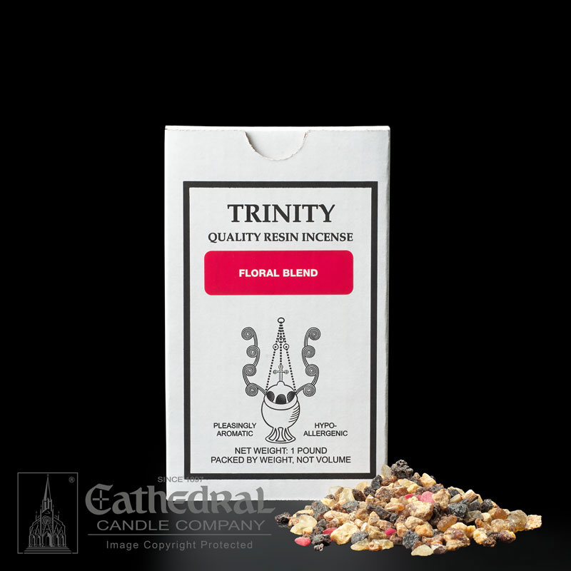 Church Incense | Floral Blend | Trinity Incense