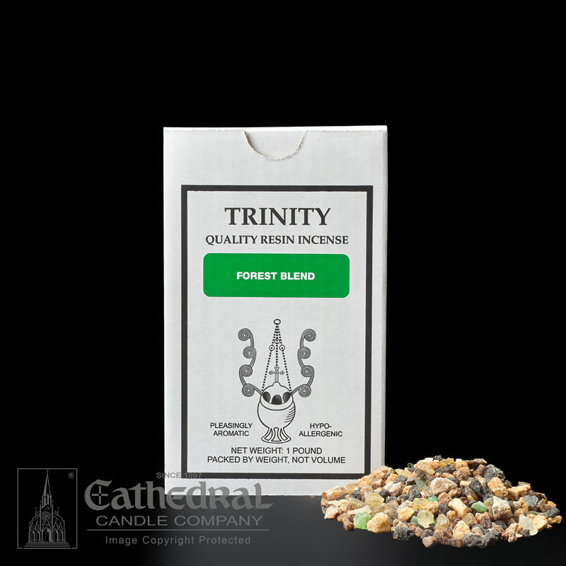 Church Incense | Forest Blend | Trinity Incense