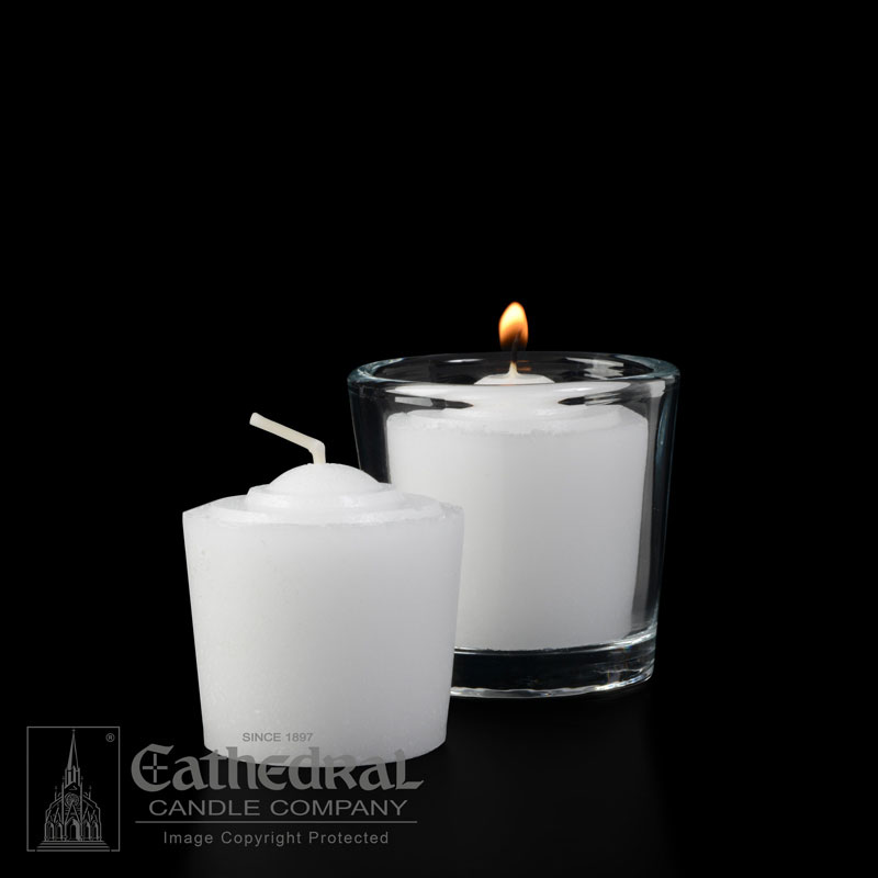 Votive Lights | 10 Hour Tapered | case of 144