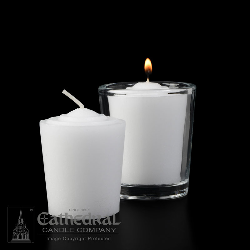 Votive Lights | 15 Hour Tapered | case of 144