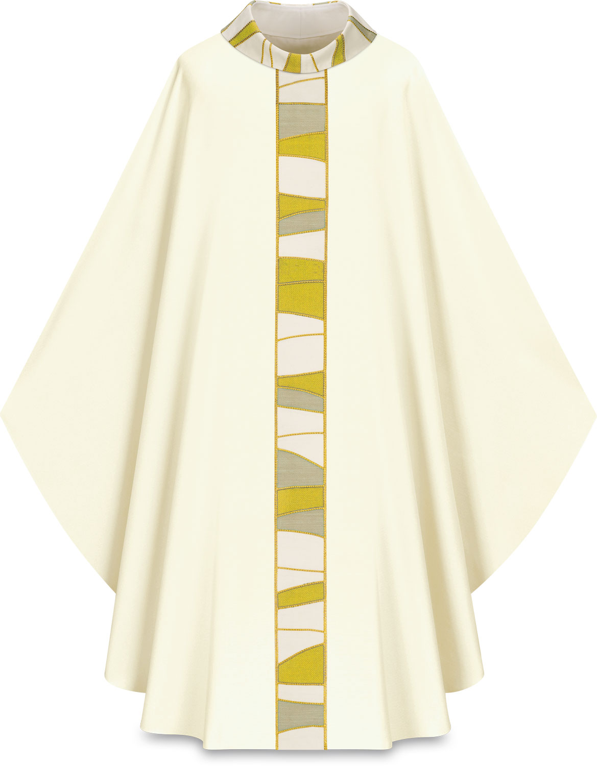 Chasuble | White | 5176 | Slabbinck