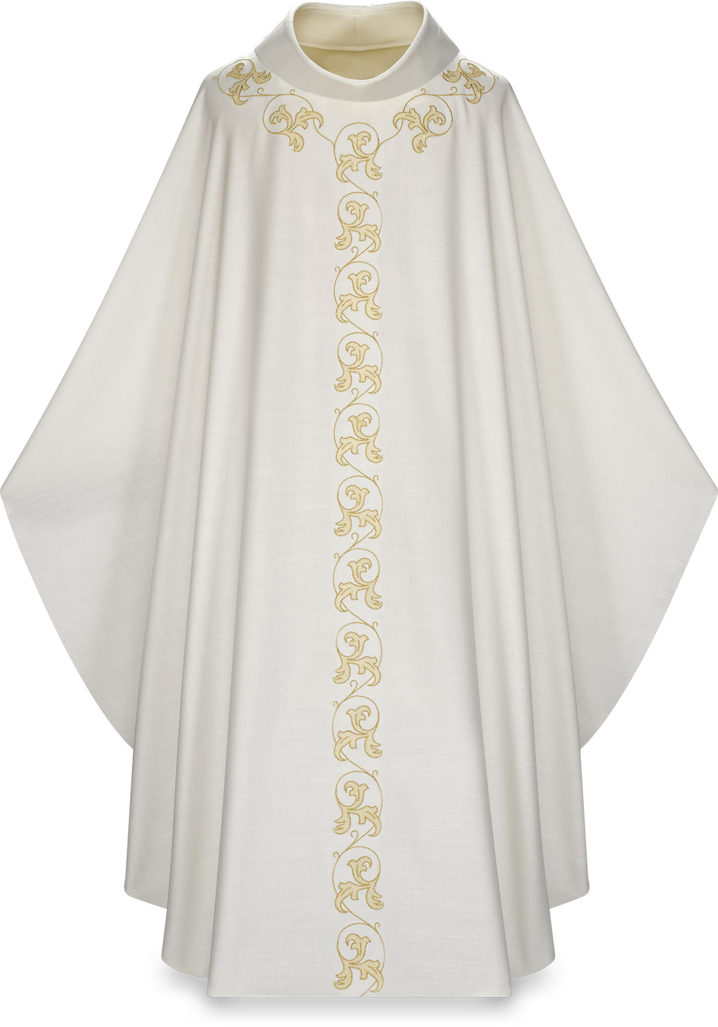 Chasuble | White | 5223 | Slabbinck