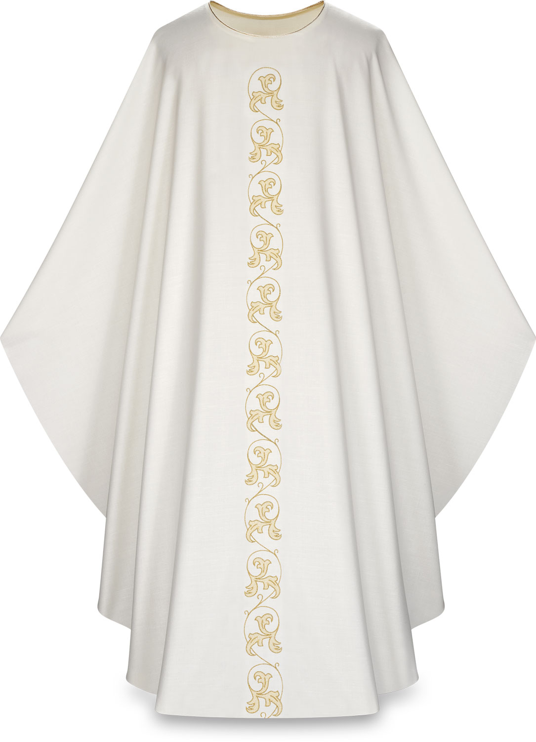 Chasuble | White | 5224 | Slabbinck