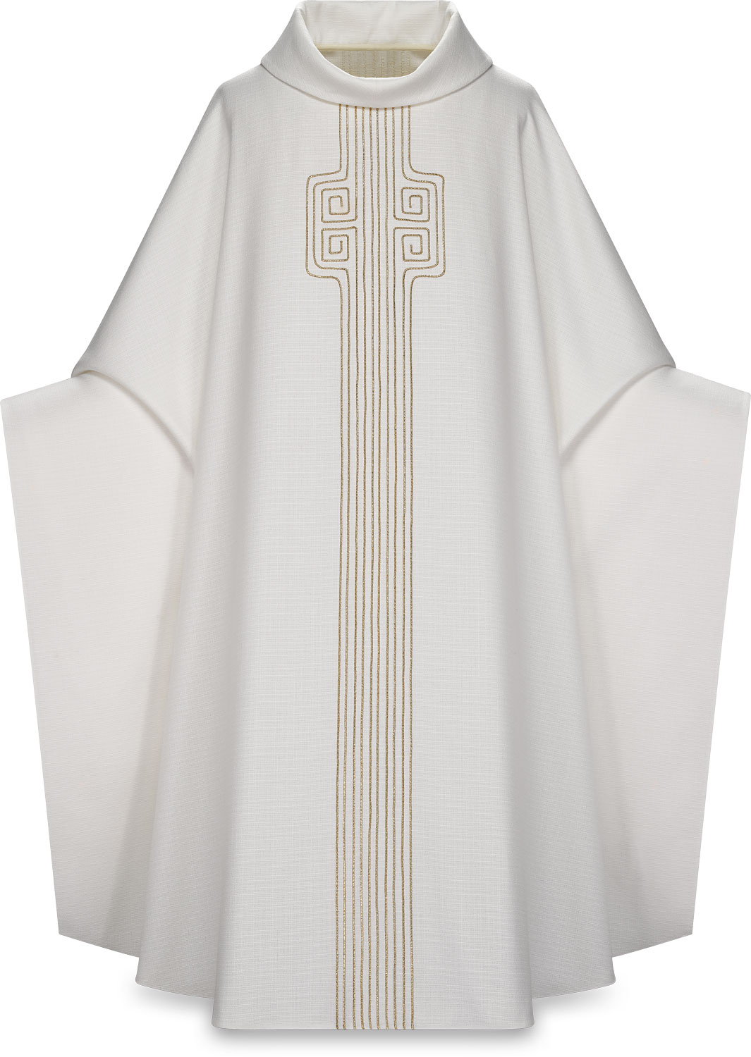 Chasuble | White | 5239 | Slabbinck