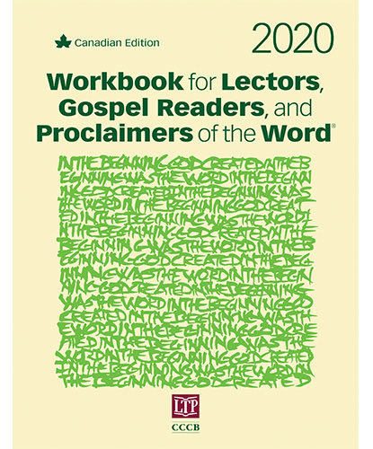 Workbook for Lectors and Gospel Readers | Canadian Edition | 2020